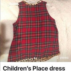 Children's Place Dresses - Adorable babies holiday dress size 18 months